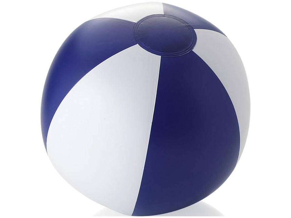 Пляжный мяч Palma, синий/белый (артикул 19544608)
