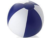 Пляжный мяч Palma, синий/белый (артикул 19544608), фото 1