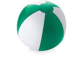 Пляжный мяч Palma, зеленый/белый (артикул 10039602)