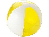 Пляжный мяч Bondi, желтый/белый (артикул 19538622), фото 1