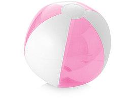 Пляжный мяч Bondi, розовый/белый (артикул 10039701)