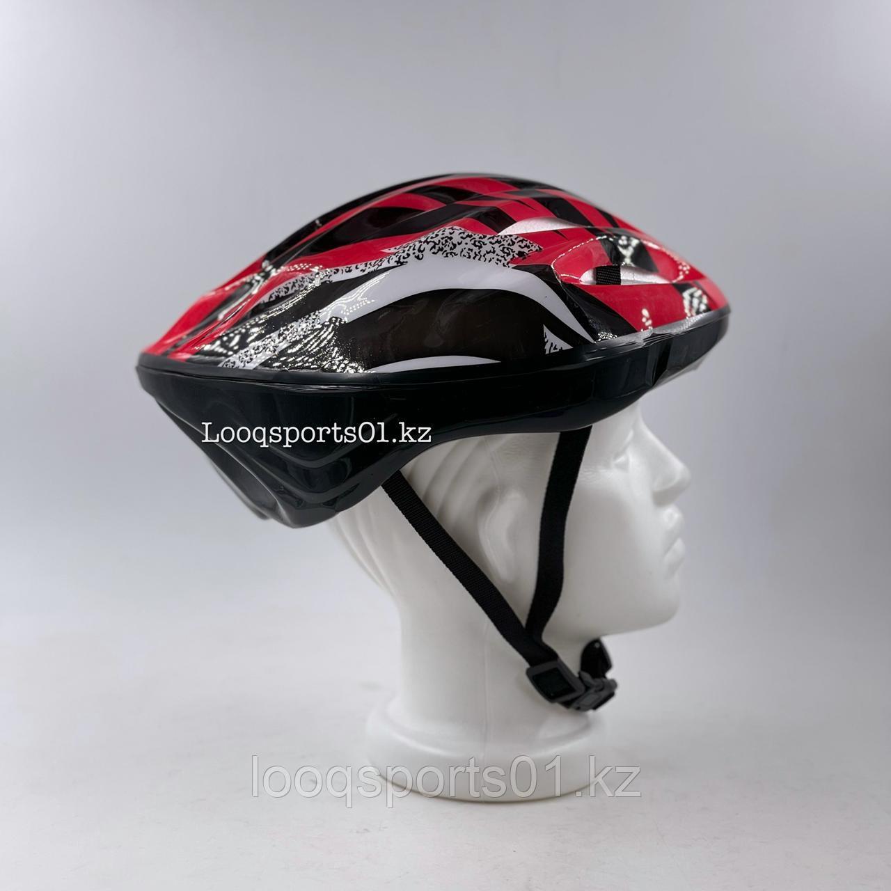 Защитный шлем для роликов, велосипедный (велошлем)