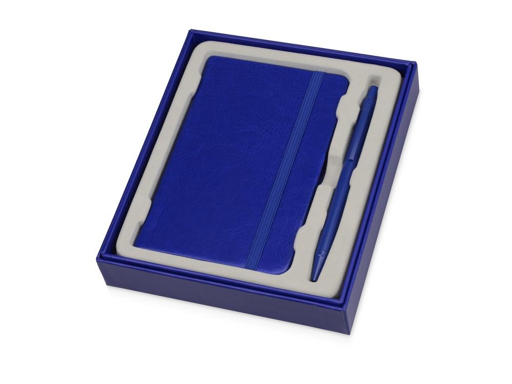 Набор для записей Альфа А6, синий (артикул 880402)