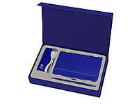 Набор для записей с пауэрбэнком Ион, синий (артикул 881402), фото 1