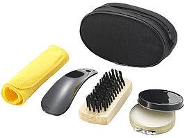 Набор для чистки обуви Hammond, черный (артикул 19538568)