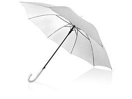 Зонт-трость полуавтоматический с пластиковой ручкой (артикул 907006)