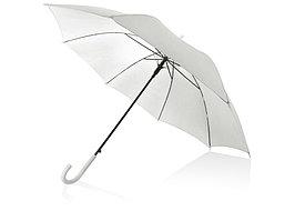 Зонт-трость полуавтоматический с пластиковой ручкой (артикул 907006.01)