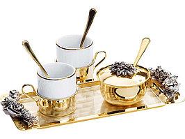 Кофейная пара Завтрак Императора Chinelli (артикул 82673)