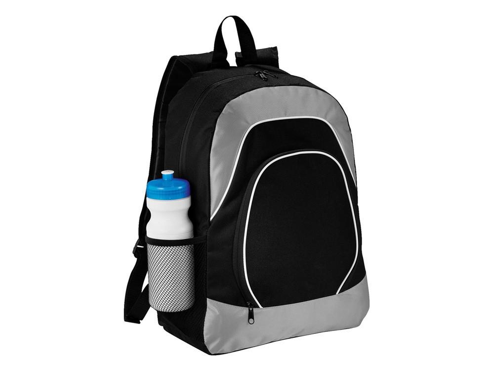 Рюкзак для планшета Branson, черный/серый (артикул 12017300)
