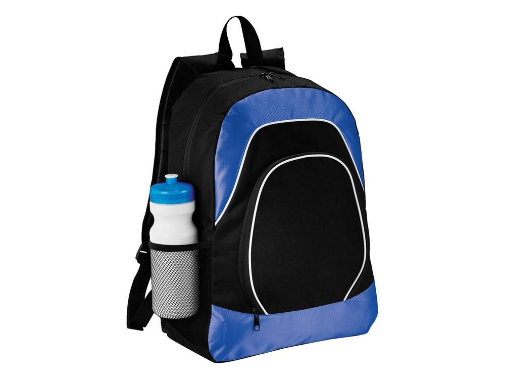 Рюкзак для планшета Branson, черный/ярко-синий (артикул 12017301)