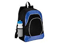 Рюкзак для планшета Branson, черный/ярко-синий (артикул 12017301), фото 1