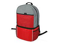 Рюкзак-холодильник Sea Isle, красный/серый (артикул 12016801), фото 1