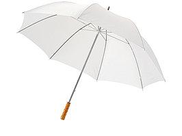 Зонт Karl 30 механический, белый (артикул 19547870)