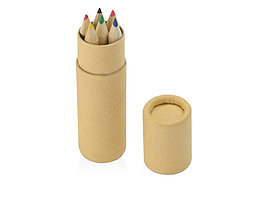 Цветные карандаши в тубусе (артикул 234162)