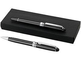 Набор ручек Bristol в подарочной коробке: ручка шариковая и ручка роллер (артикул 10614001)