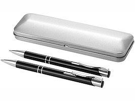 Набор Dublin: ручка шариковая, карандаш механический, черный (артикул 10619900)