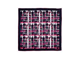 Шелковый платок Tweed. Ungaro (артикул 60156)