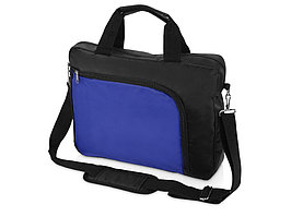 Сумка для ноутбука Quick, синий (артикул 937132)