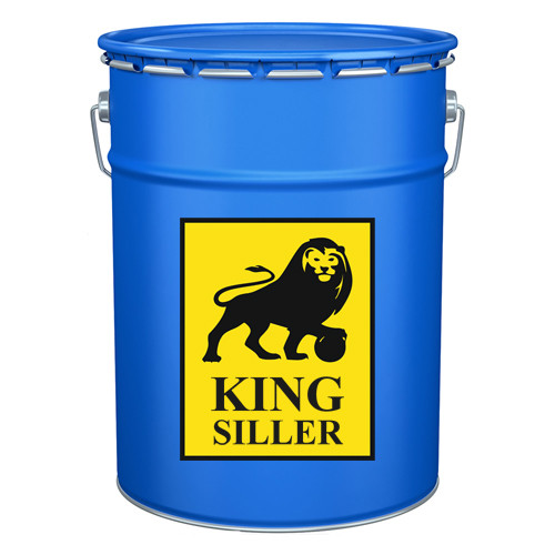 KING SILLER - это раствор прозрачного лака (ЛАК)