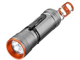 Фонарь Weyburn 3 Вт, серый/оранжевый (артикул 13402000)