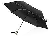 Зонт складной Оупен. Voyager, черный (артикул 905107), фото 1