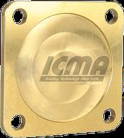Заглушка латунная к коллектору арт. 790 ICMA