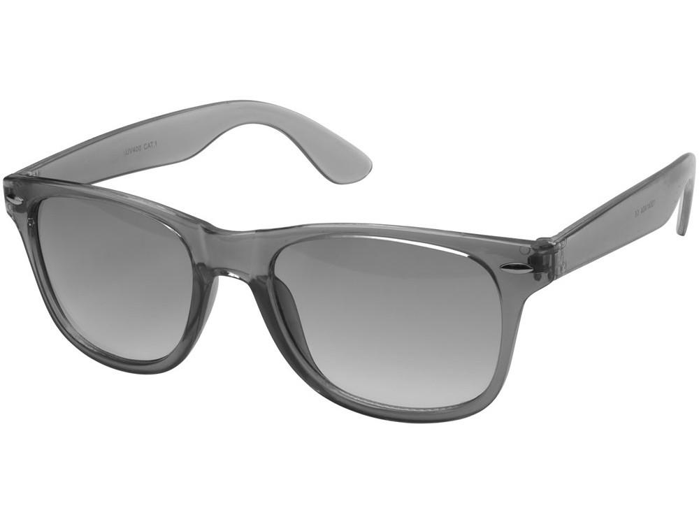 Очки солнцезащитные Sun Ray с прозрачными линзами, черный (артикул 10041400)