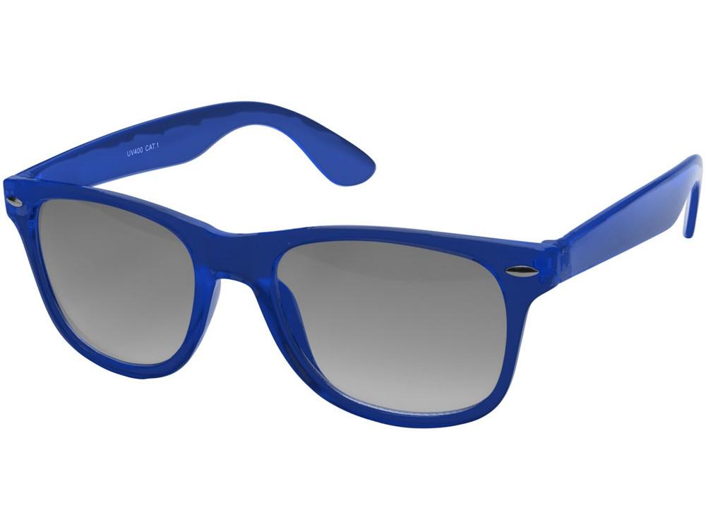 Очки солнцезащитные Sun Ray с прозрачными линзами, ярко-синий (артикул 10041401)