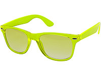Очки солнцезащитные Sun Ray с прозрачными линзами, лайм (артикул 10041403), фото 1