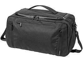 Сумка Deluxe с карманом для планшета, черный (артикул 12022500)