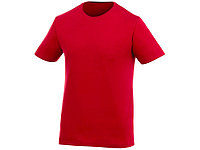 Футболка с короткими рукавами Finney, красный (артикул 3802325S)