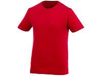 Футболка с короткими рукавами Finney, красный (артикул 3802325XL)