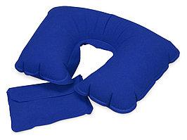 Подушка надувная Сеньос, синий классический (артикул 839412)