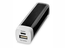 Портативное зарядное устройство Flash 2200 мА/ч, черный (артикул 12357100)