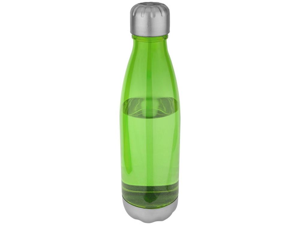 Бутылка спортивная Aqua, неоново-зеленый (артикул 10043403)