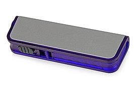 Набор отверток Лион, серебристый/синий (артикул 499402)
