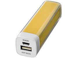 Зарядное устройство Flash 2200 мА/ч, желтый (артикул 12357107)
