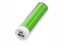 Портативное зарядное устройство Dash, 2200 мА/ч, лайм (артикул 12357203)