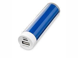 Портативное зарядное устройство Dash, 2200 мА/ч, ярко-синий (артикул 12357201)