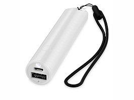 Портативное зарядное устройство Beam, 2200 mAh, белый (артикул 12359304)