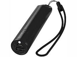 Портативное зарядное устройство Beam, 2200 мА/ч, черный (артикул 12359300)