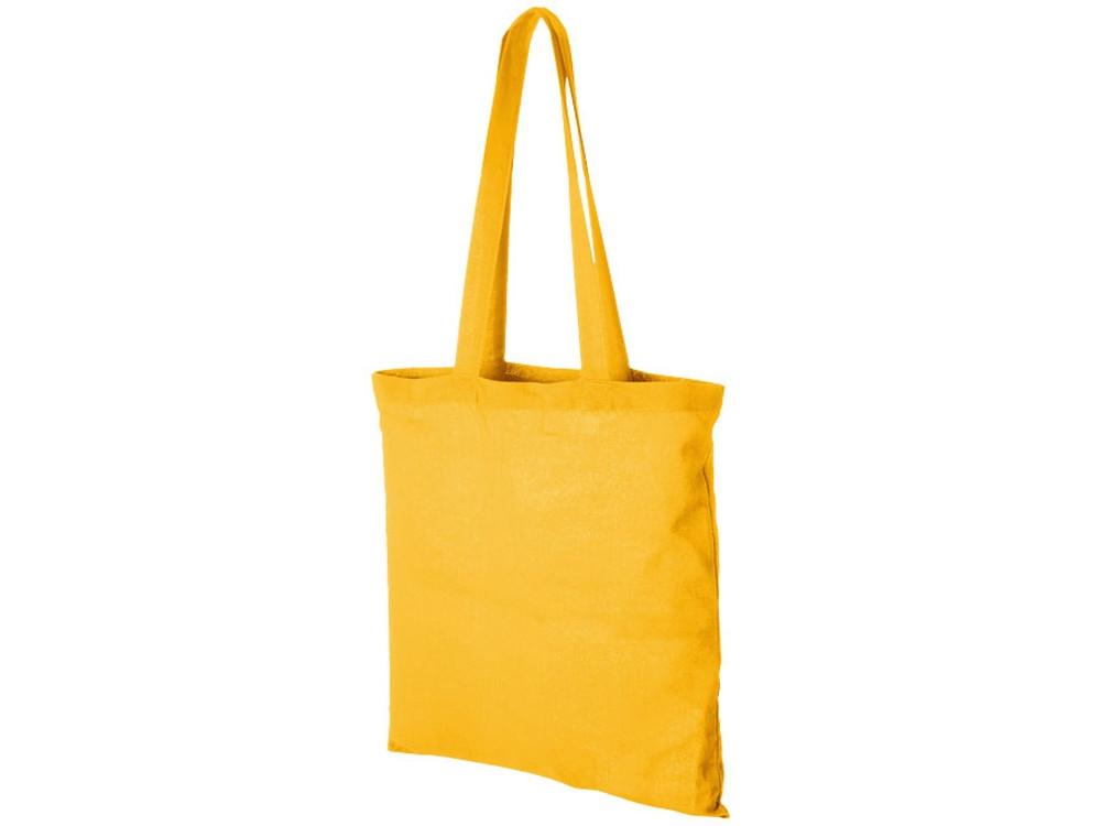 Хлопковая сумка Madras, желтый (артикул 12018108)