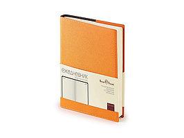 Ежедневник А5 полудатированный Porto, оранжевый (артикул 3-071.08)