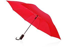 Зонт складной Андрия, ярко-красный (артикул 906251)