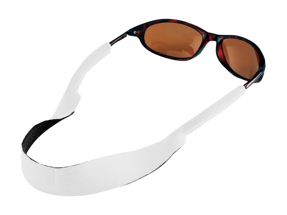 Шнурок для солнцезащитных очков Tropics, белый/черный (артикул 10041102)
