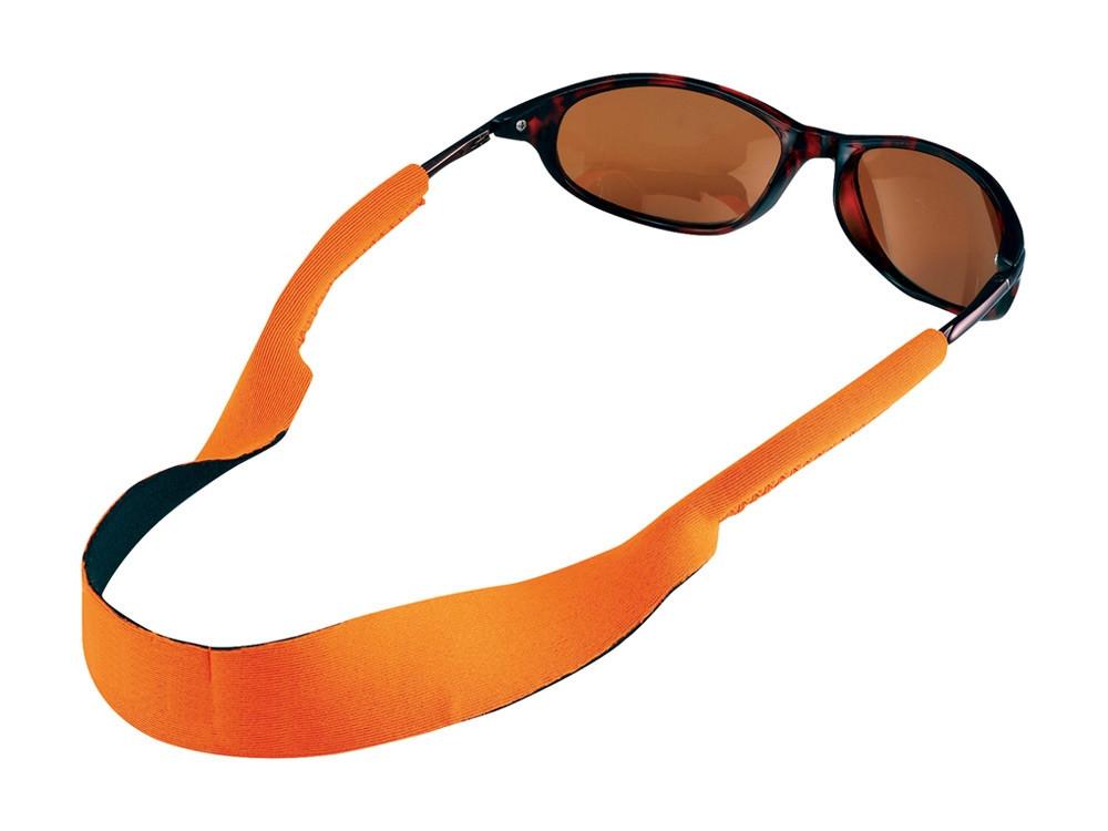 Шнурок для солнцезащитных очков Tropics, оранжевый/черный (артикул 10041103)
