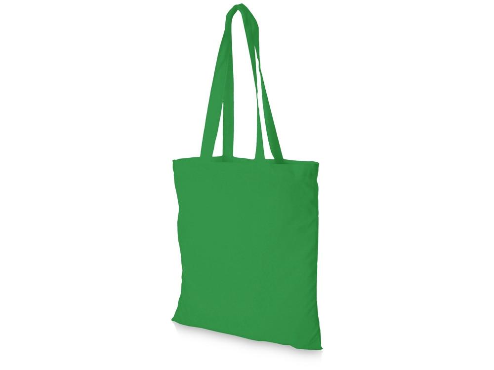 Хлопковая сумка Madras, св. зеленый (артикул 12018112)