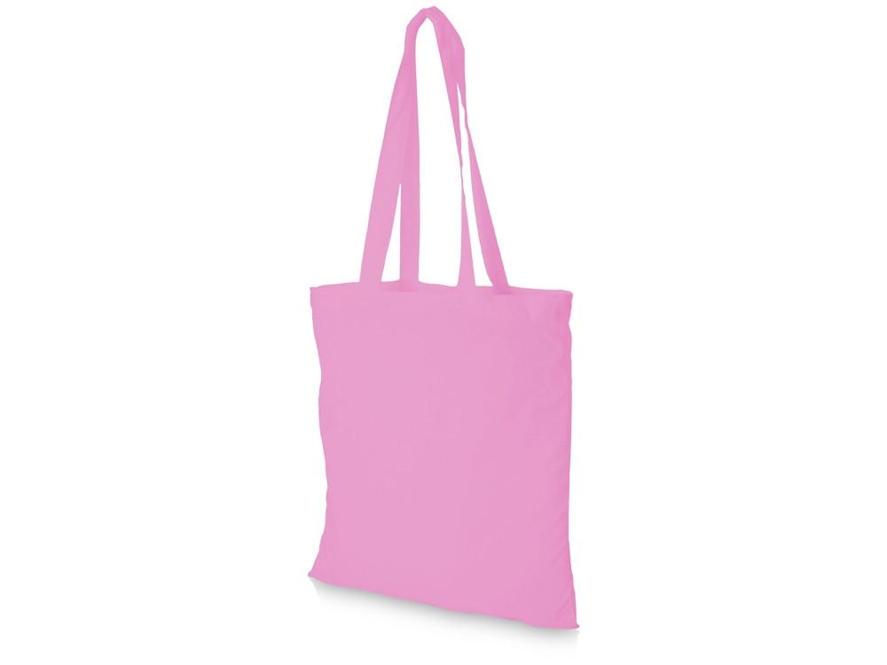 Хлопковая сумка Madras, розовый (артикул 12018113)