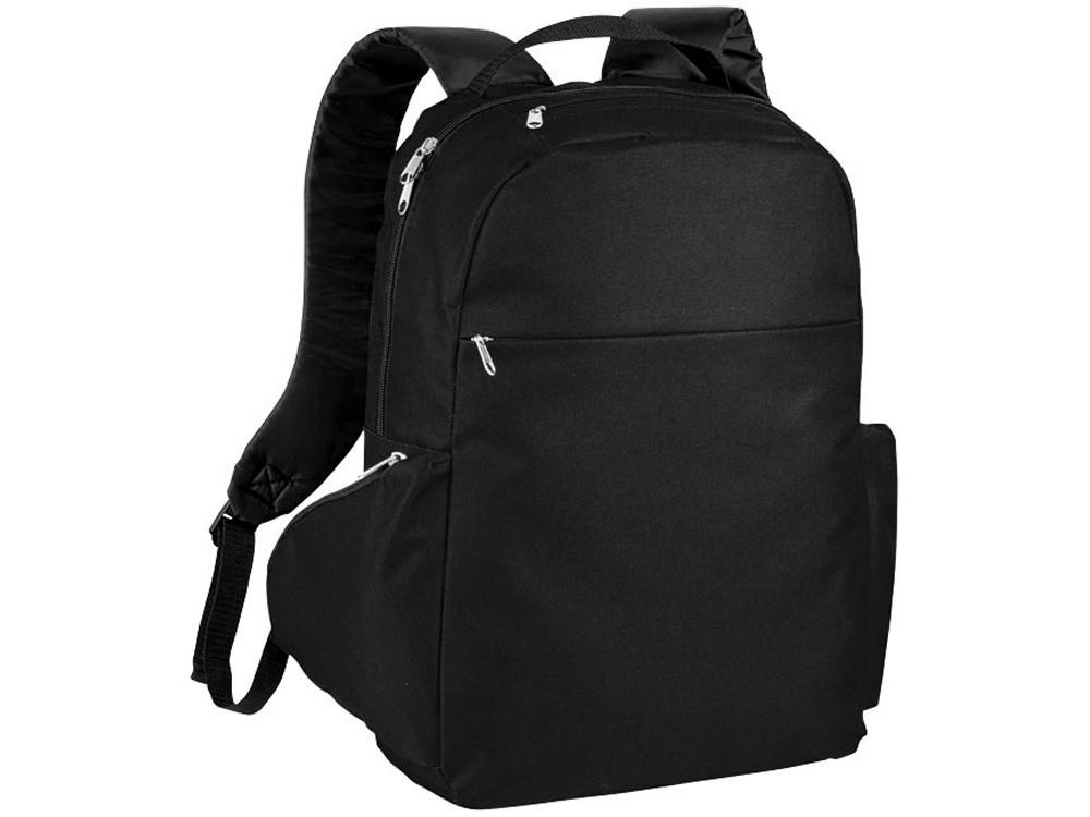 Компактный рюкзак для ноутбука 15,6, черный (артикул 12018600)