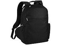 Компактный рюкзак для ноутбука 15,6, черный (артикул 12018600), фото 1